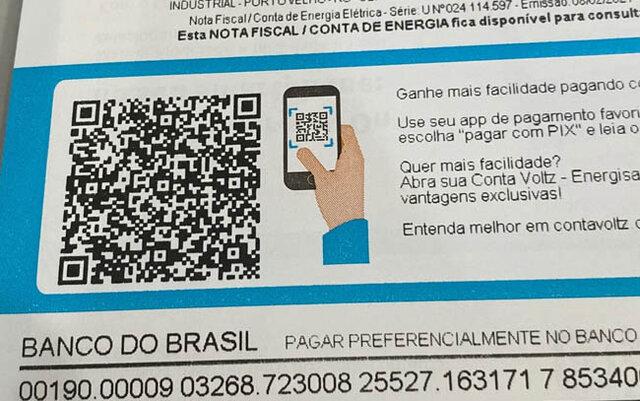 Energisa lança pagamento de contas de luz via Pix  nesta quinta-feira em RO - Gente de Opinião
