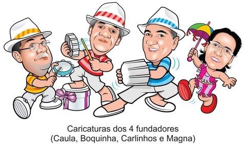 Galo da Meia Noite apresenta Live Solidária Carnavalesca em parceria com a Funcultural