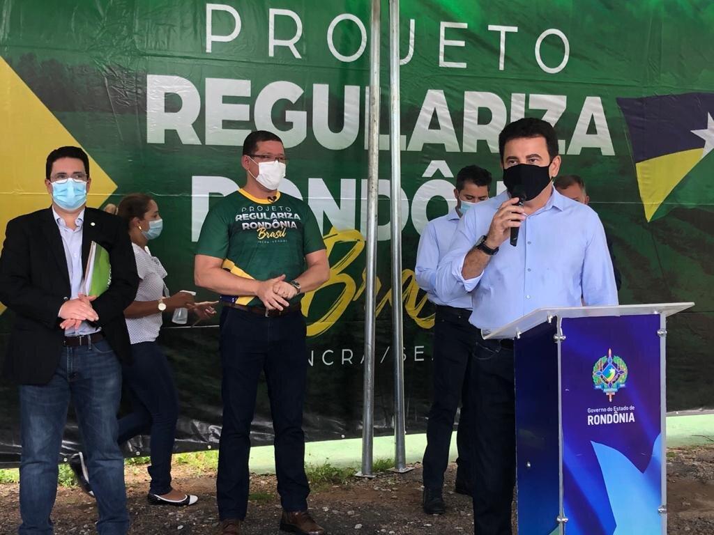 Incra e governo de RO lançam o programa Regulariza Rondônia - Gente de Opinião