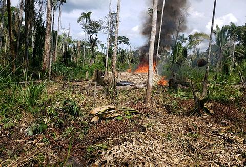 General Mourão anuncia a volta do ICMBio e do Ibama no combate ao desmatamento na Amazônia