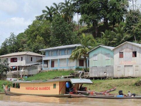 A Terceira Margem – Parte CLVIII - Foz do Breu, AC/ Manaus, AM ‒ Parte XXXIV - Mal Thaumaturgo