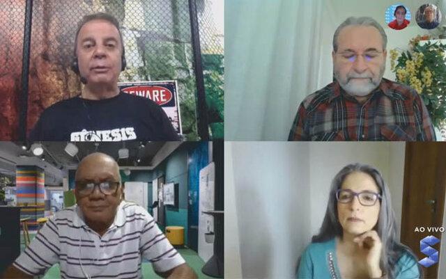 Papo de Redação debate o tratamento precoce da COVID 19 com a Dr Raíssa Soares - Gente de Opinião