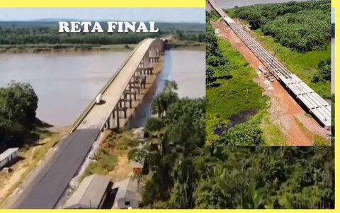Bolsonaro promete inaugurar a ponte do Abunã + Violência contra a mulher aumenta durante a pandemia + Câmara e STF: uma aberração dentro de outra aberração