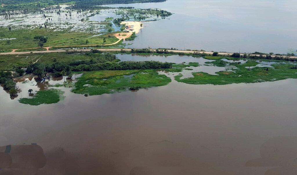 Equipes do Estado e Município fazem fiscalizações periódicas do comportamento hidrológico do Rio Madeira - Gente de Opinião