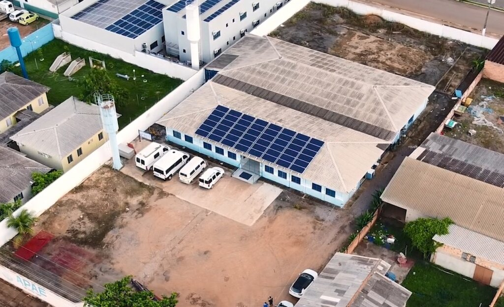 Energisa instala sistema de geração solar na Apae e Casa Irmã Rosa Gambelli - Gente de Opinião