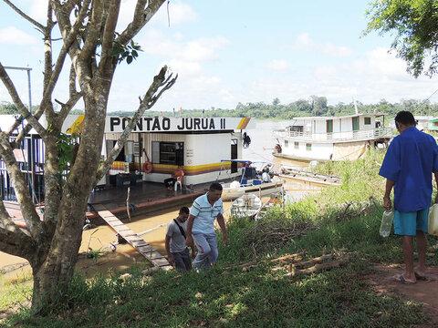 A Terceira Margem – Parte CLXV - Foz do Breu, AC/ Manaus, AM ‒ Parte XLI - Uma Heroica Missão
