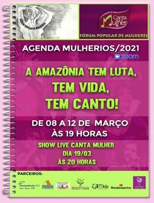 Projeto Canta Mulher completa 29 anos com edição virtual