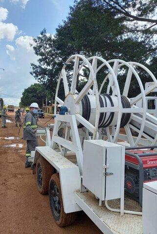 Energisa usa tecnologia para manter UPA de Itapuã do Oeste com energia durante manutenção - Gente de Opinião