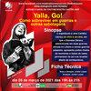 """Espetáculo """"Yalla Go"""" abrirá 3ª Mostra de Encenações do DArtes/UNIR nesta sexta-feira (26)"""