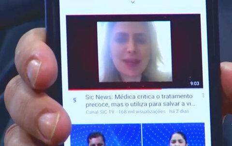 Milhares de visualizações nas reportagens do SIC NEWS no YouTube