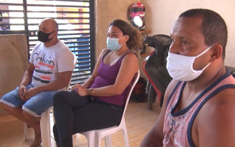 Familiares pedem justiça à paciente vítima de omissão de socorro no JP II