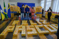 Páscoa Solidária arrecada 12 mil caixas de chocolates para crianças da capital