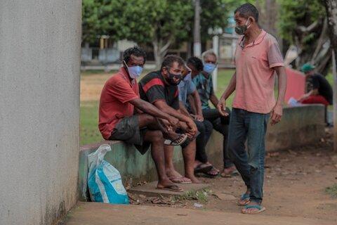 Prefeitura de Porto Velho atende pessoas em situação de rua