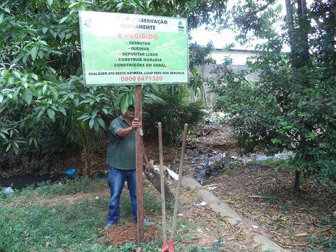 Prefeitura oferece canais para denúncia de crimes ambientais em Porto Velho