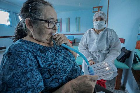 Em Porto Velho, pacientes com sequelas têm reabilitação gratuita