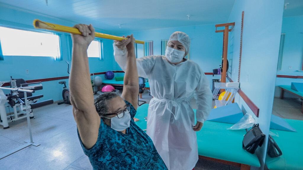 CER mantém atendimento a pacientes comuns durante a pandemia em Porto Velho - Gente de Opinião