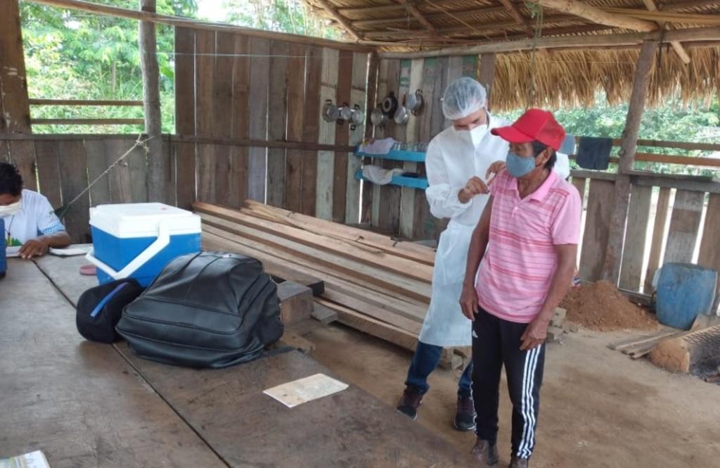 Trinta e seis indígenas da etnia Tenharim foram vacinados no sul do Amazonas - Gente de Opinião
