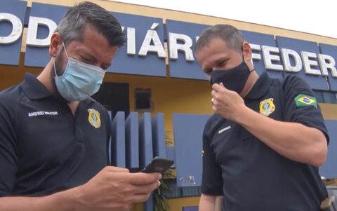 Ação Voluntária de agentes da PRF viraliza nas redes sociais