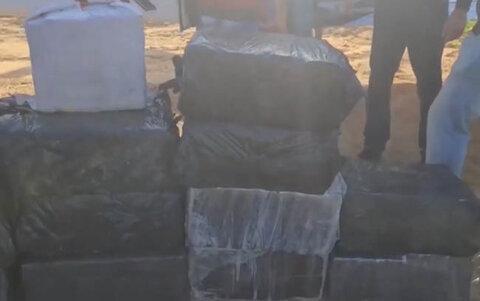 PF E FAB interceptaram aeronave carregada de cocaína