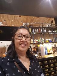 Professora Olga: elogios à culinária   - Gente de Opinião