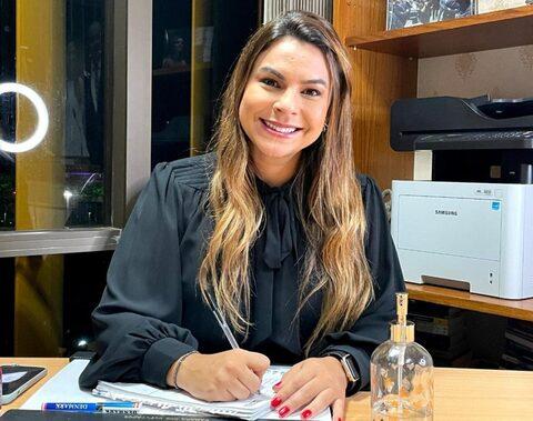 Deputada Mariana Carvalho é autora de seis leis voltadas ao enfrentamento da pandemia