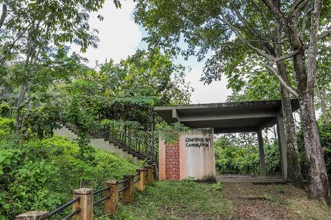 Porto Velho - Cemitérios da Candelária e das Locomotivas serão revitalizados para receber turistas