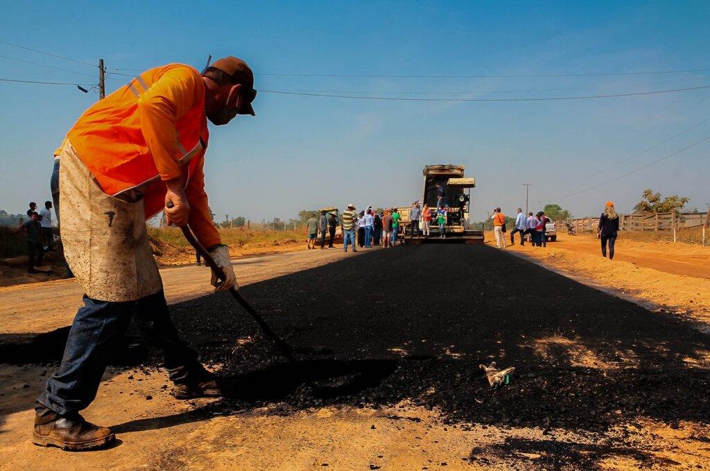 """Projeto """"Tchau Poeira"""" tem por objetivo asfaltar, recuperar e sinalizar vias públicas urbanas dos municípios do Estado - Gente de Opinião"""