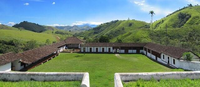 Fazenda Pau D'Alho, em São José do Barreiro (SP), integra o programa Revive Brasil. Crédito: Victor Hugo Mori    - Gente de Opinião