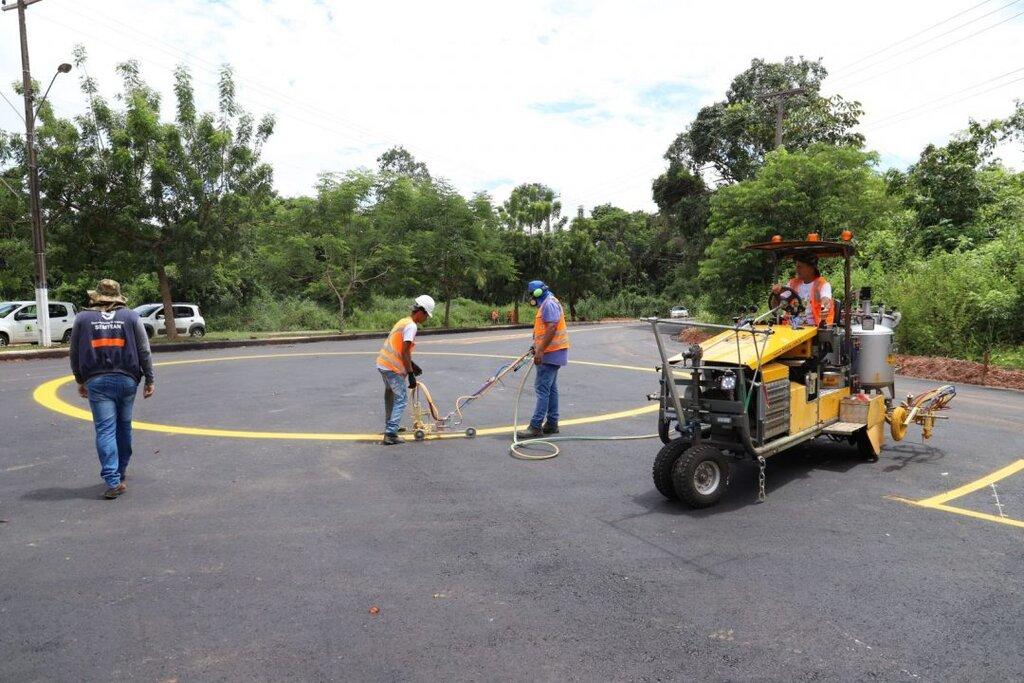 A histórica estrada de Santo Antônio foi asfaltada com recursos de emenda da Deputada Mariana. - Gente de Opinião