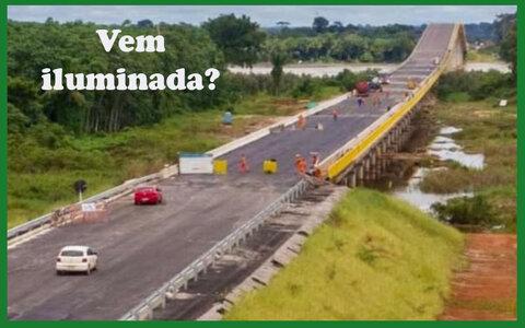 Ponte vai esperar 17 dias por Bolsonaro + Thiago Flores volta em 22 + Índios: mais dignidade, respeito e menos discursos fajutos