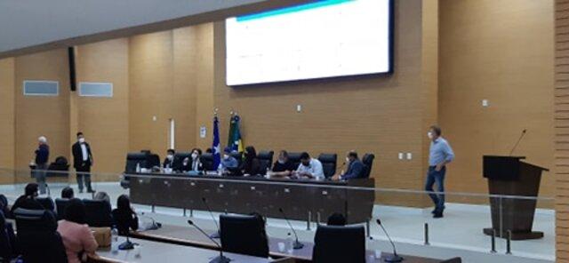 Comissão de Saúde ouve esclarecimentos sobre denúncias no Hospital de Campanha de Porto Velho  - Gente de Opinião
