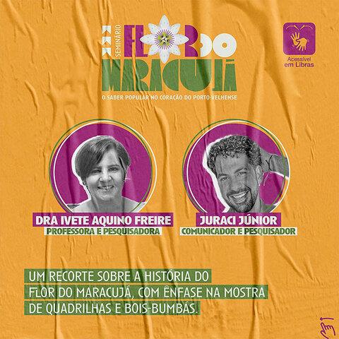 Lenha na Fogueira com lançamento do Minuano - (Milonga da Serra), Exposição Instalação URU-EU-WAU-WAU  e o Flor do Maracujá - Gente de Opinião