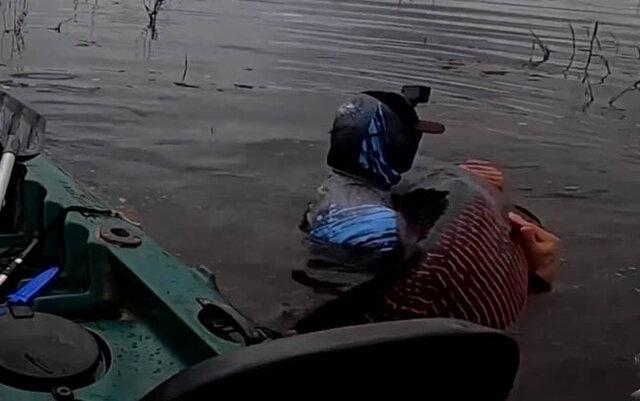 Pescador de Porto Velho é o campeão de visualizações no YouTube - Gente de Opinião