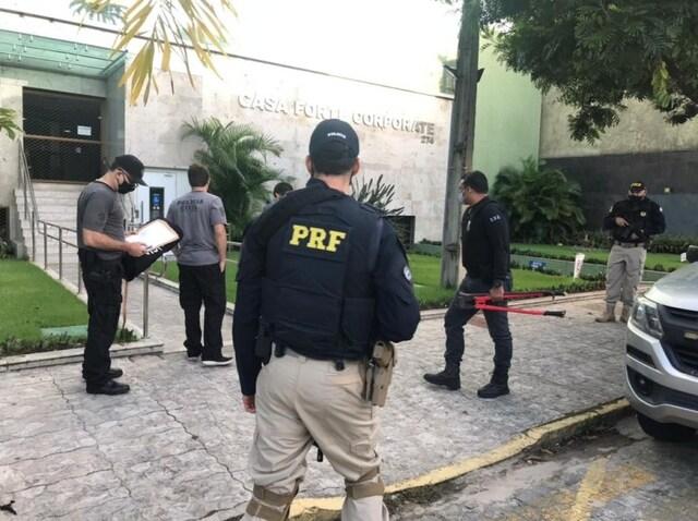 Força-tarefa cumpriu mandados de busca e apreensão no Recife, na sede da empresa e em endereços dos representantes. Em Porto Velho, acordo para a compra de remessas está sob inspeção do TCE-RO. - Gente de Opinião