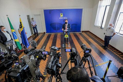 Hildon Chaves garante que processo para a compra de vacinas não causa prejuízo ao município