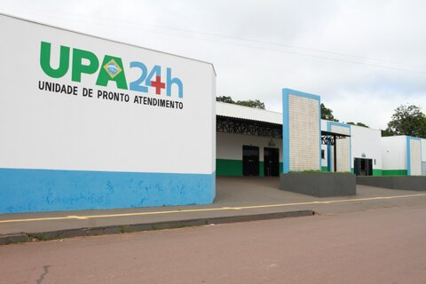 Prefeito de Rolim de Moura anuncia que UPA será inaugurada nesta sexta-feira, 23
