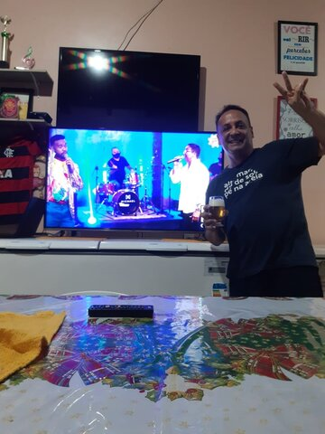 """Lenha na Fogueira com  o V Festival de Samba """"Nova Geração""""  e os Shows musicais temáticos etnomusical de Paulinho Rodrigues - Gente de Opinião"""