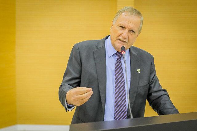 Deputado Adelino Follador alerta que Ariquemes pode ficar sem UTI - Gente de Opinião