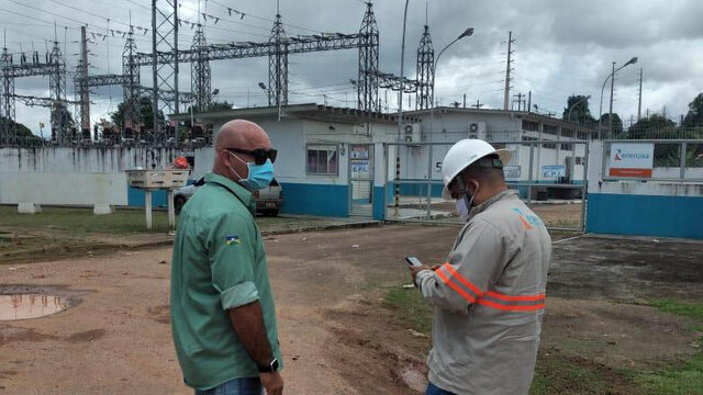 Francisco de Carvalho - Biólogo da Energisa - Gente de Opinião