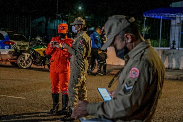Corpo de Bombeiro mantém a fiscalização para cumprimento do decreto estadual, com apoio de órgãos estaduais e municipais - Gente de Opinião