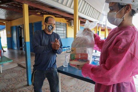 Mais de 40 mil alunos da rede municipal serão contemplados com Kits Alimentação em Porto Velho
