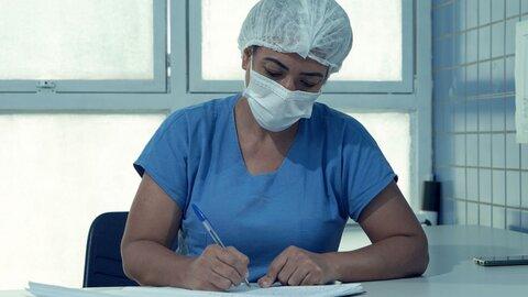 Servidores da saúde de Porto Velho avaliam importância da rotina de dedicação