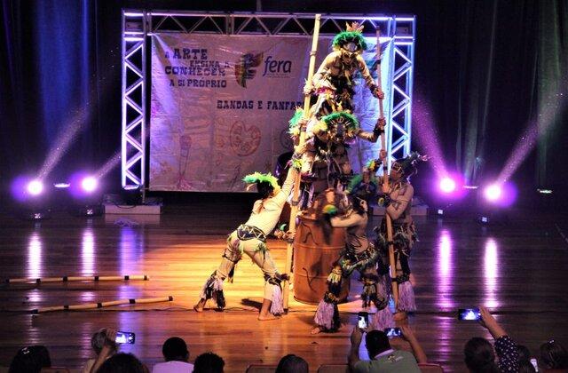 Inscrições para o Festival Estudantil Rondoniense de Artes 2021 estão abertas