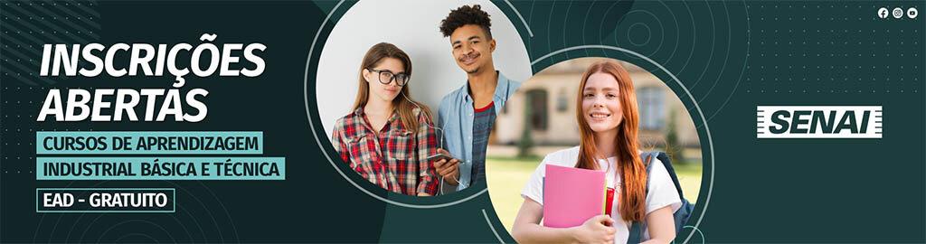 SENAI-RO abre 1750 vagas para cursos gratuitos - Gente de Opinião