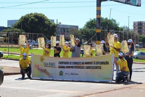 Iniciada as ações de Combate ao Abuso e à Exploração Sexual de Crianças e Adolescentes em Rolim  de Moura