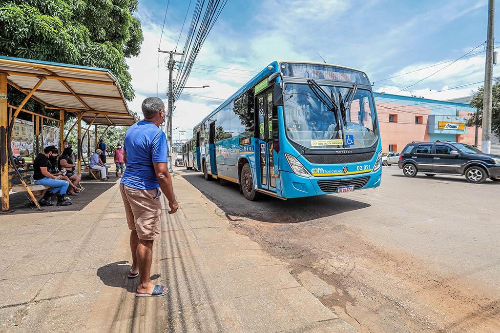ACR reivindica aumento do número de ônibus em Porto Velho - Gente de Opinião