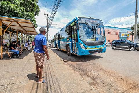 ACR reivindica aumento do número de ônibus em Porto Velho