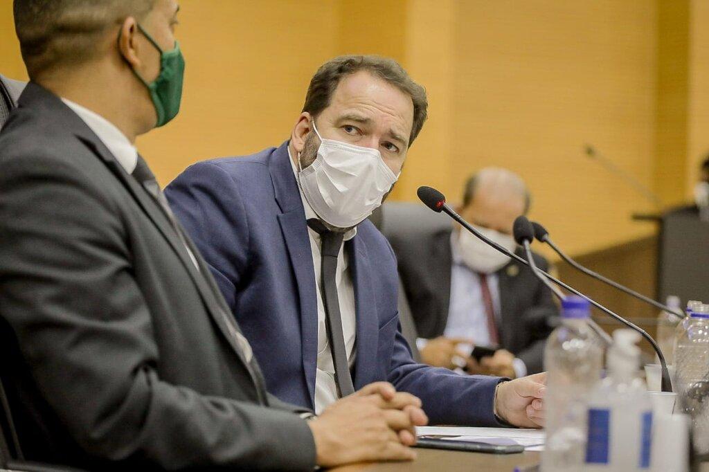 Presidente Alex Redano manifesta preocupação com clima de terror no campo, com ameaças de invasões - Gente de Opinião