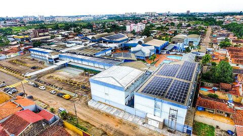 Energia solar fotovoltaica pode garantir economia de até 95% nos gastos mensais da conta de luz*