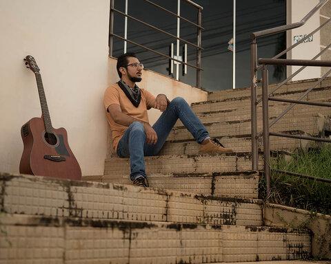 Transmissão ao vivo do SHOW SOBRE VOCÊ do cantor BRUNO BRATILIERI